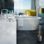 ARA Toilet Brush (Moon Grey) - Blomus