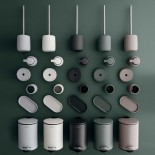 SONO Soap Dispenser (Moonbeam) - Blomus