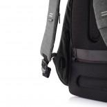 Bobby Hero XL Anti-Theft Backpack (Grey) - XD Design