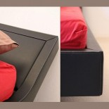Bora Swivel Leather Bed - Team by Wellis