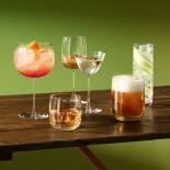 Borough White Wine Glasses 380 ml (Set of 4) - LSA