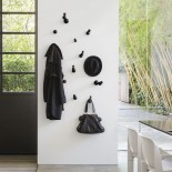 Bubbles Wall Hangers Set of 5 (White Lacquered) - Mogg