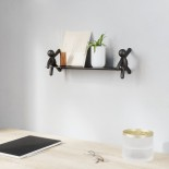 Buddy Wall Shelf (Black) - Umbra