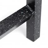 Bureaurama Stool 62cm (Black Splattered) - Magis