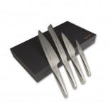 Knife Set of 4 Type 301 P18649 by F.A. Porsche - Chroma