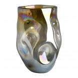 Collision Vase Amber - Pols Potten