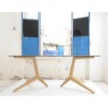 Crow table trestles (pair) - Sander Mulder