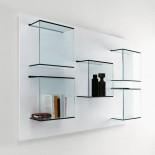 Dazibao Wall Display Unit / Wall Shelves - Tonelli Design