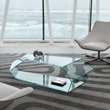 Dekon 2 Table by Karim Rashid - Tonelli Design