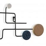 Dots Type3 Coat Hanger (Multicolor) - Versa