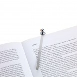 Duck Silver Bookmark (Stainless Steel) - Troika