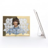 Dürer Photo Frame (Brass / Small) - The Fundamental Group