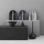 Dustpan & Broom (Black) - Normann Copenhagen