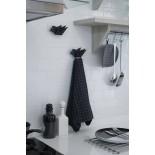 Early Bird 3 in 1 Wall Organizer Hanger (Black) - Moreover Design