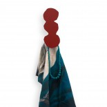 ENRI05 Coat Hook (Burgundy) - Presse Citron