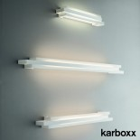 Escape 110, Escape 80 & Escape 50 LED Wall Lamp - Karboxx