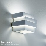Escape Cube Wall Lamp - Karboxx