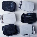 Everyday Ice Tray (Marble Black) - W&P