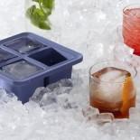 Extra Large Ice Cube Tray (Peak Blue) - W&P