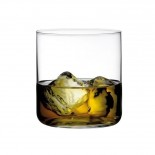 Finesse Whisky Glasses 390ml (Set of 4) - Nude Glass