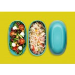 Food à Porter Lunch Box (Light Blue) - Alessi