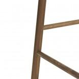 Form Barstool 75 cm Walnut - Normann Copenhagen