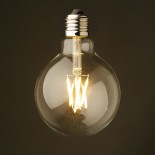 G95 Dimmable Vintage LED E27 Round Bulb 4 Watt