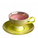 Grandma Espresso Cups (Set of 4) - Pols Potten