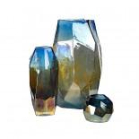 Graphic Luster Vase (Medium) - Pols Potten