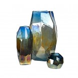 Graphic Luster Vase (Large) - Pols Potten