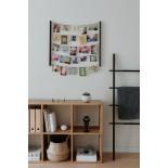 Hangit Wall Photo Display (Black) - Umbra