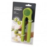 Helix Garlic Press (Green) – Joseph Joseph