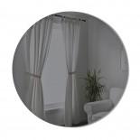 Hub Beveled Mirror 91 cm (Smoke) - Umbra