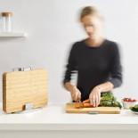 Index™ Bamboo Chopping Board Set - Joseph Joseph