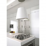 Juno Kitchen Hood (White) - Elica