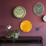 Little Big Time Mini Wall Clock (Black) - Karlsson