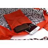 Keith Haring Untitled Foldable Shopping Bag - Loqi