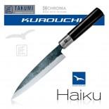 Ko-Yanagi Knife 16.5 cm Haiku Kurouchi Tosa B07 - Chroma