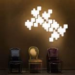 Pixel Ceiling Lamp / Wall Lamp - Kundalini