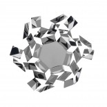 """La Stanza dello Scirocco"" Fruit Holder (Stainless Steel) - Alessi"
