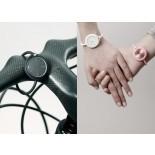 Take Time 3 in 1 Wrist Watch (Dark Blue) - LEXON