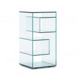Liber D Glass Display Unit - Tonelli Design
