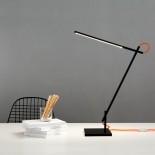 Linelight LED Desk Lamp (Black) - Shibui
