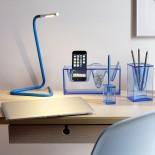 Liquid Pot Pen Holder (Blue) – LEXON