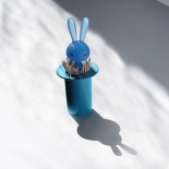 Magic Bunny Toothpick Holder (Green) - Alessi