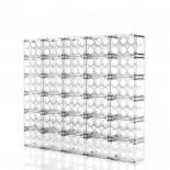 BOTTLE Stackable Bottle Rack (Clear) - Magis