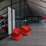 Spun Rotating Chair (Red) - Magis