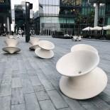 Spun Rotating Chair (White) - Magis