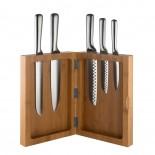 Mami Santoku Knife (Stainless Steel) - Alessi