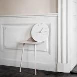Marble Wall Clock (White) - Menu